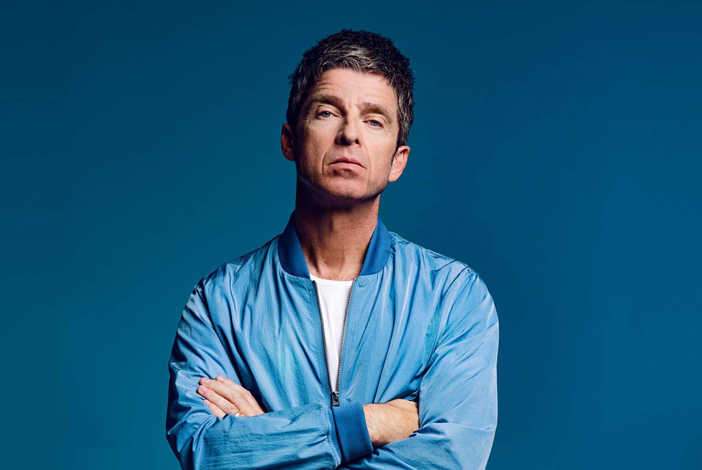 Packshot of Noel Gallagher